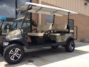 South Carolina Golf Carts