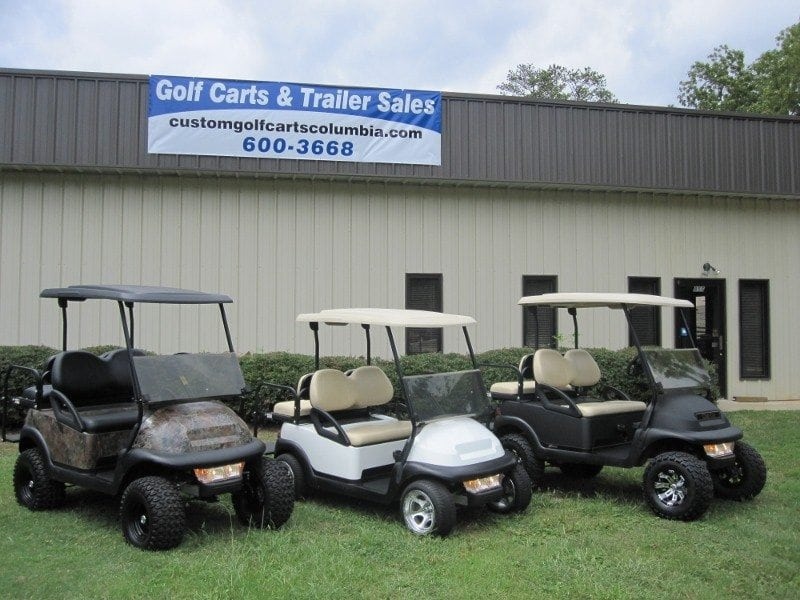 Club Car Golf Carts in Columbia SC