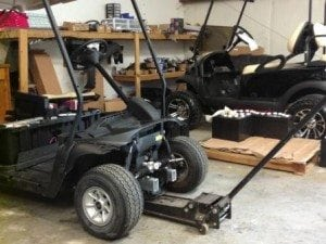 Golf cart service columbia sc