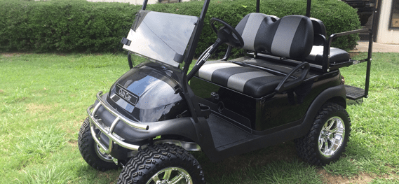 Custom golf carts columbia sales services parts the right lifted golf carts options solutioingenieria Images