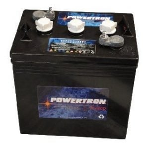 powertron battery