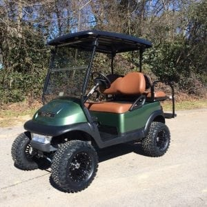 The General golf cart