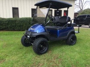 SC Summer golf cart sale