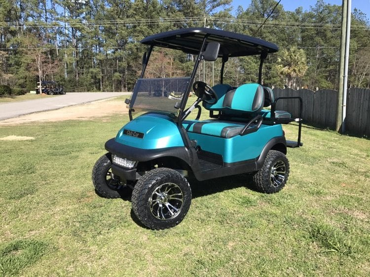 Custom Golf Carts Columbia Sales Services Amp Parts