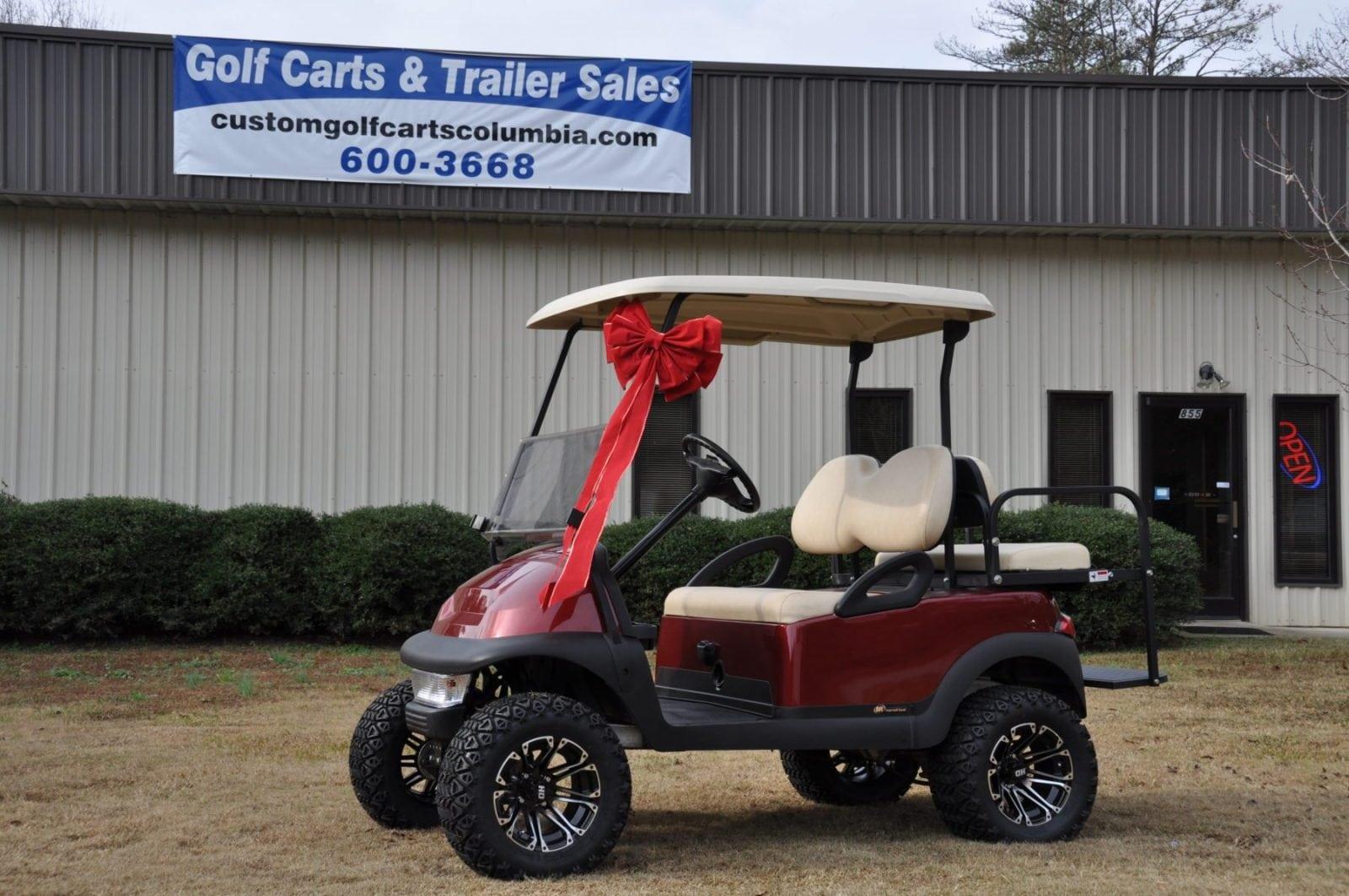 Mount Pleasant Golf Carts