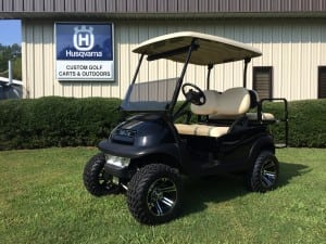 Black Club Car Precedent