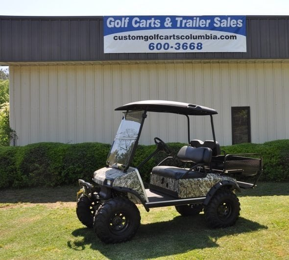 The best golf carts