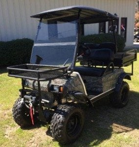 Custom Kodiak 4X4 Golf Cart