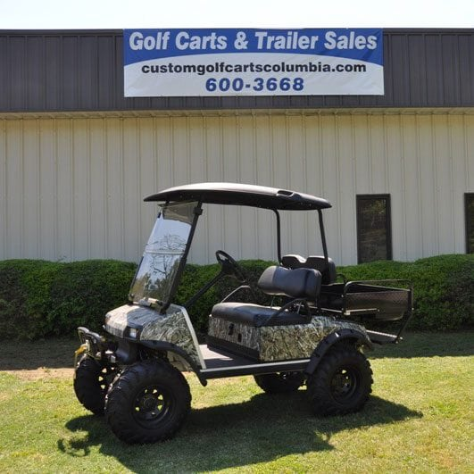 Camo Club Car DS Golf Cart Lifted - Custom Golf Carts Columbia ... Carolina Golf Cars Carts Ds on 2013 club car golf cart, cc golf cart, ss golf cart, pr golf cart, ac golf cart, gt golf cart, dr golf cart, mobile golf cart, ms golf cart, rc golf cart, ex golf cart,