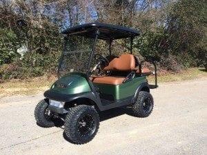 The General golf cart