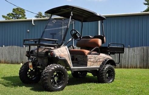 4X4 golf cart