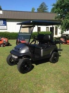 South Carolina custom golf cart