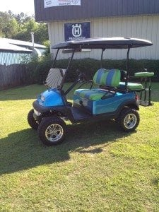 custom golf carts Myrtle Beach SC