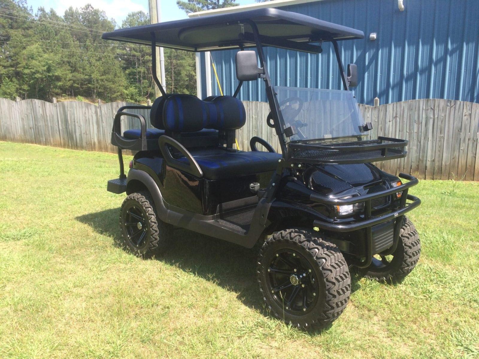 Club Car Phantom Custom Golf Carts Columbia Sales