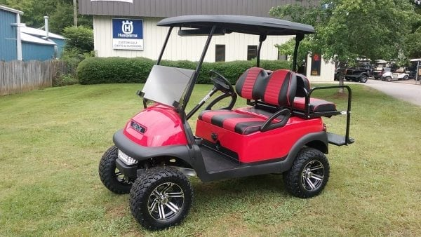 lifted golf carts hilton head sc