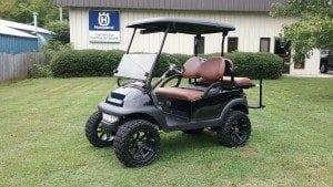 Spring golf cart maintenance tips