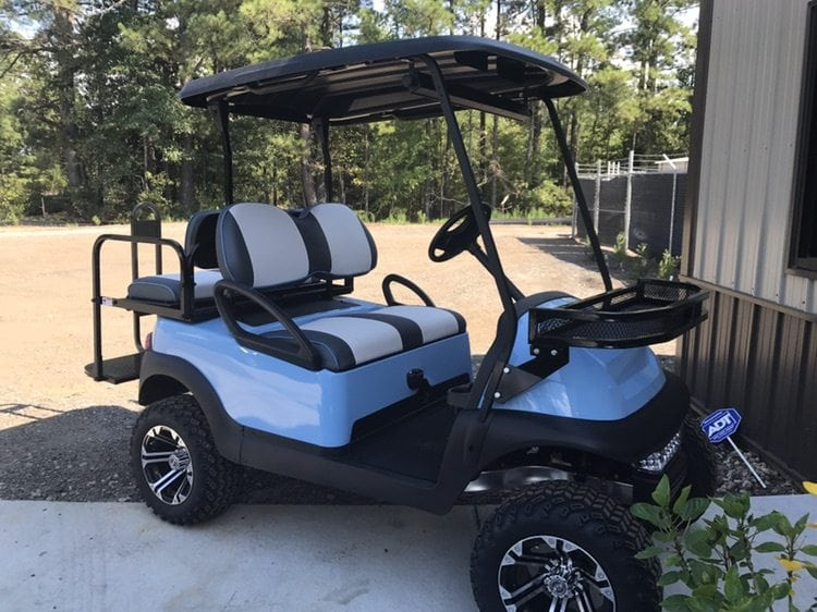 Citadel Club Car Precedent Custom Golf Carts Columbia Sales