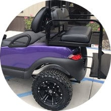 purple_golf_cart_icon_02